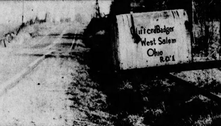1971: Who poisoned Clifford Badger?